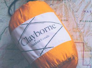 Schlafsack für den Camping-Urlaub für Kinder