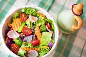 Salat - Salatschüssel